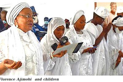I stopped praying to God when my husband died, says Abiola Ajimobi's widow