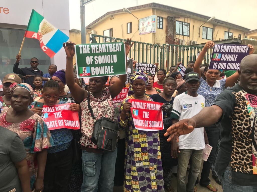 APC LG Primaries in Lagos
