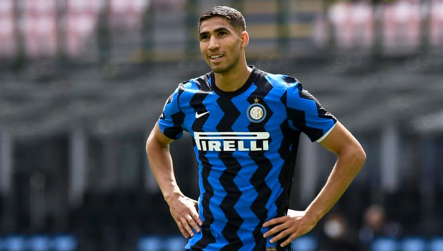 TRANSFER: PSG agree deal to sign Hakimi from Inter Milan