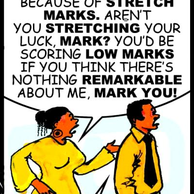 Mr & Mrs: Close Marking