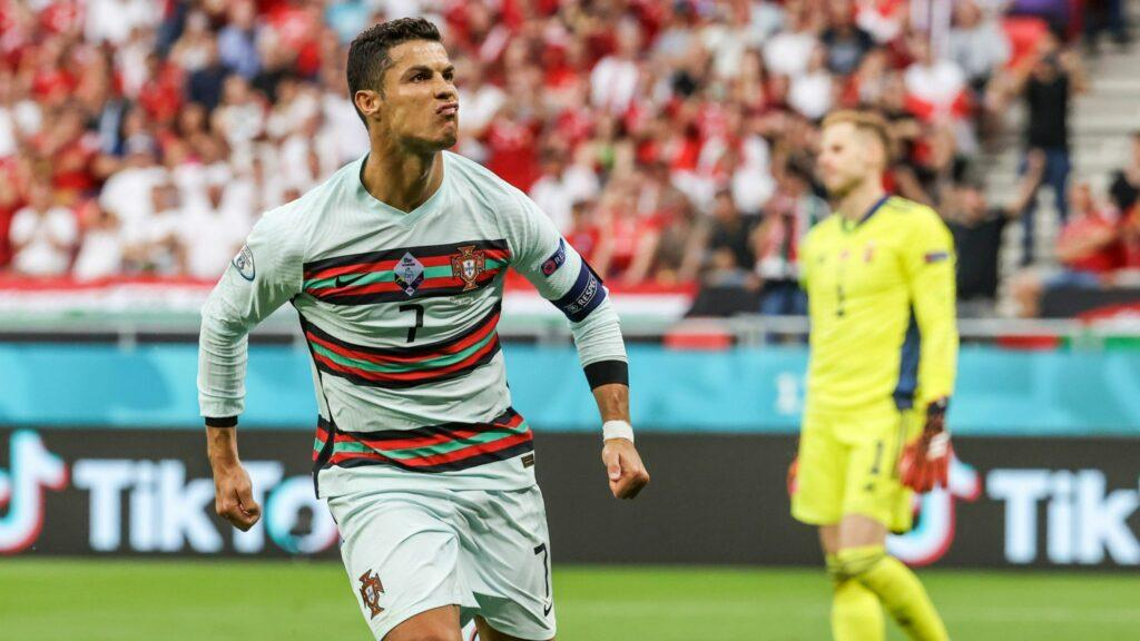 Hungary 0-3 Portugal: Ronaldo sets record, eyes more after late win