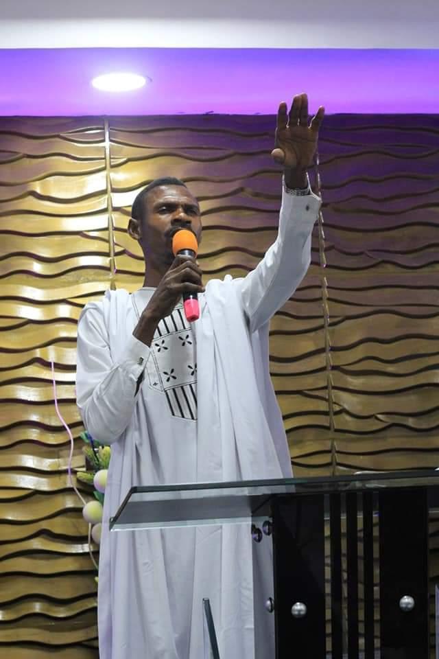 Pastor Irame Buhari