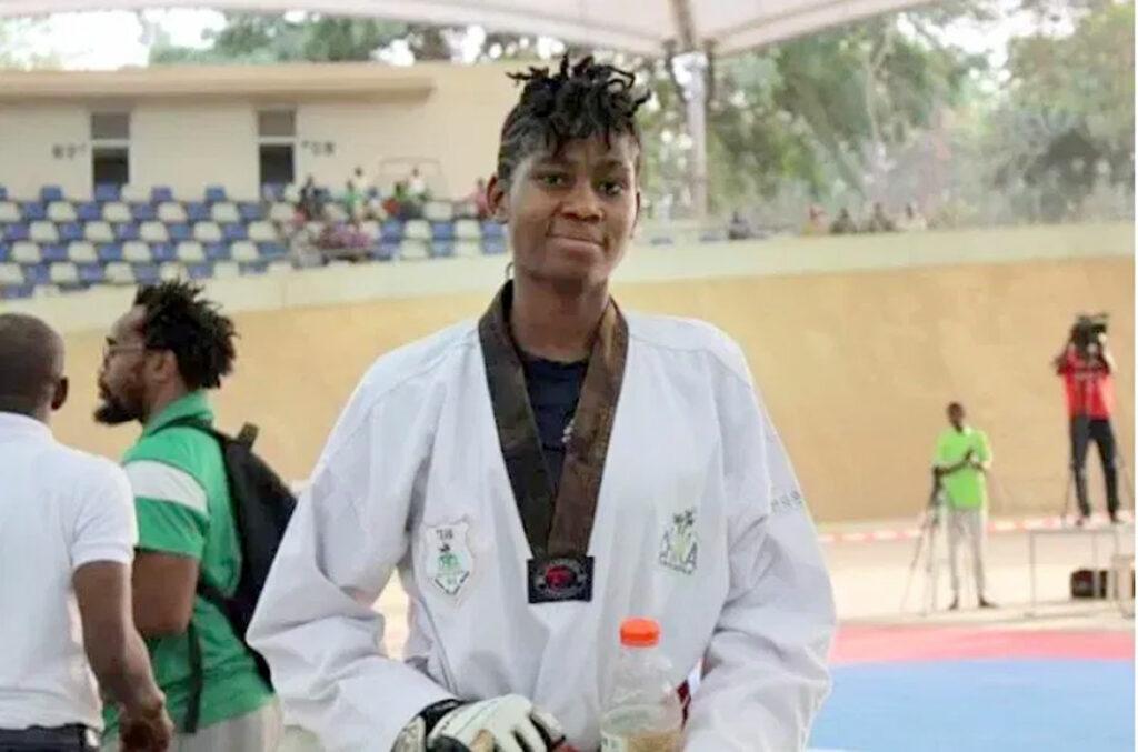 Elizabeth Anyanacho Taekwondo