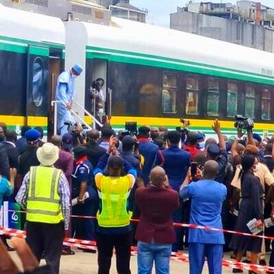 We were humiliated during Buhari's visit, National Anthem-singing students complain
