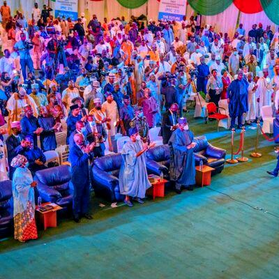 Osinbajo to Young Progressives: Reject those trying to break Nigeria up