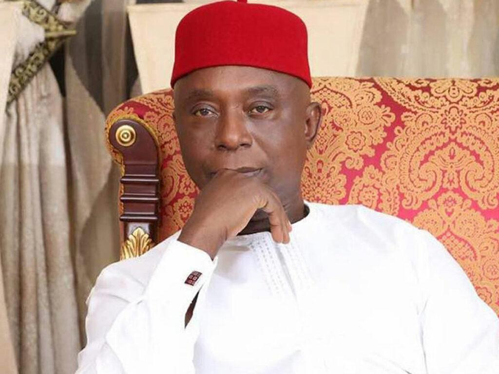 Ned Nwoko insecurity