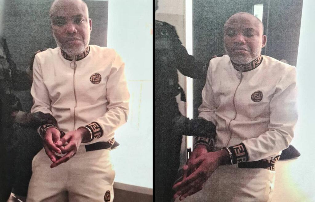 BREAKING: My health deteriorating, I may die in detention, Nnamdi Kanu tells Court