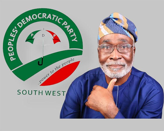 South-West PDP congratulates members in convention list