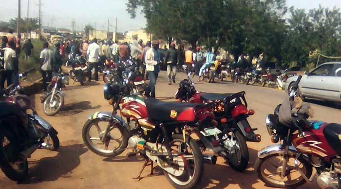 Okada rider shot dead by vigilante in Delta