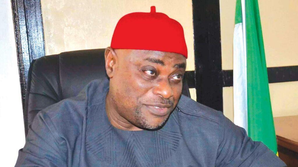 I remain APGA national chairman – Victor Oye