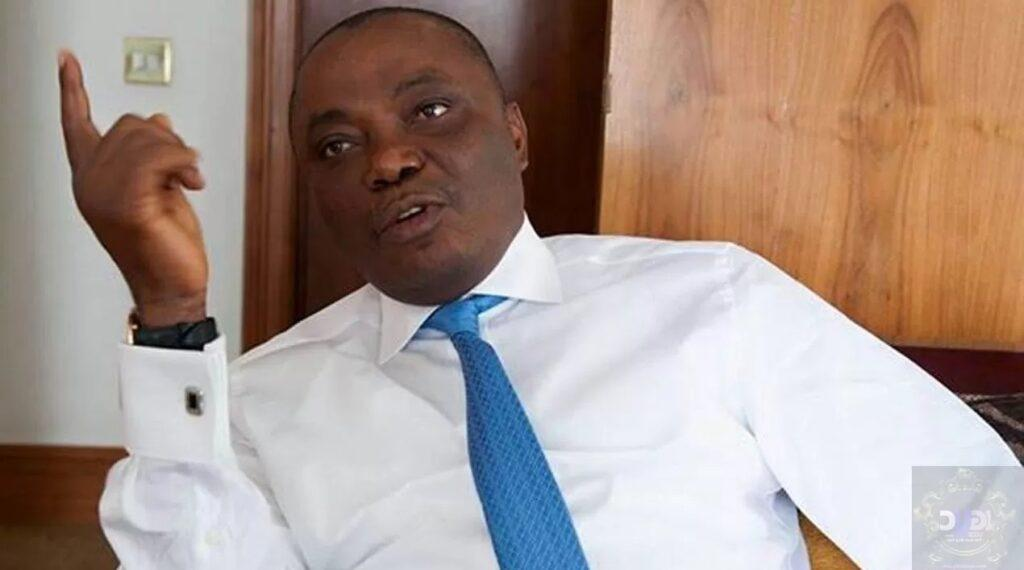 My suspension a nullity, can't stand ― Sen Nwaoboshi boasts