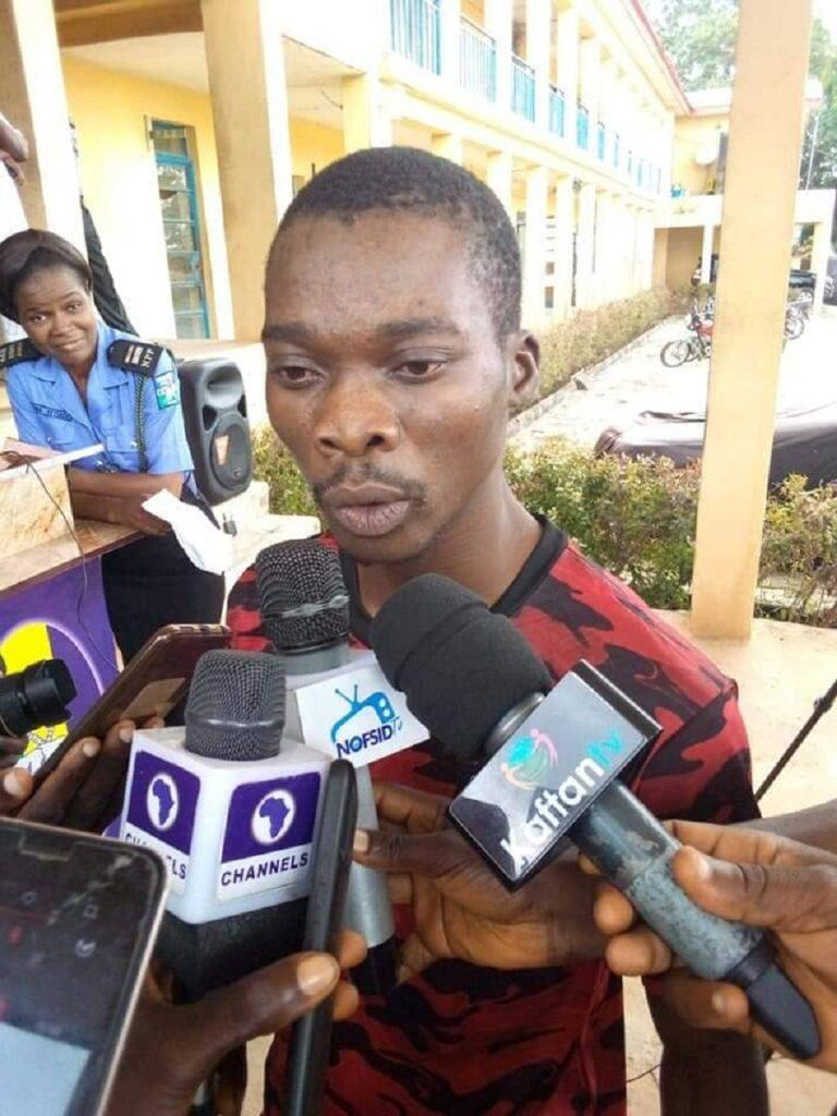 I started robbing people at 7, wanted to be as popular as Oyenusi, Shina Rambo ― 27-yr-old suspect