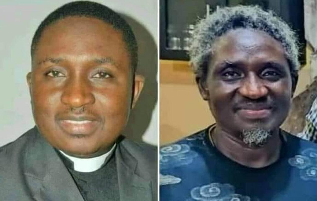 Pastor Polycarp Zongo