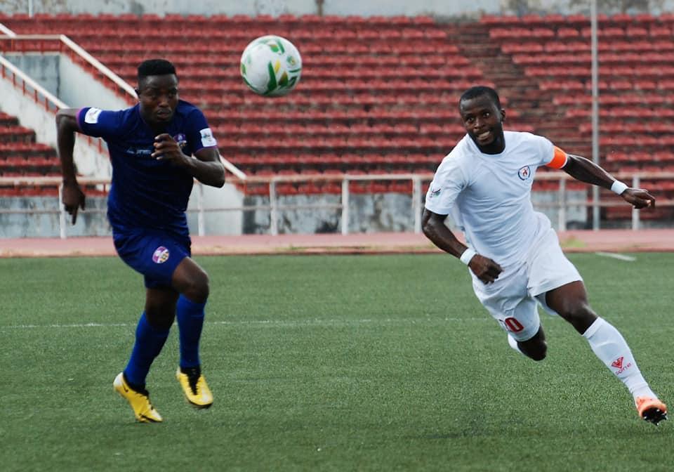 Ugwuoke's late strike earns Rangers 1-1 draw against MFM