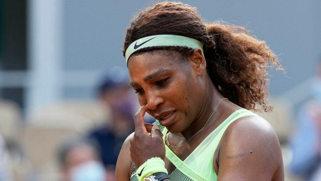 Serena Williams French Open