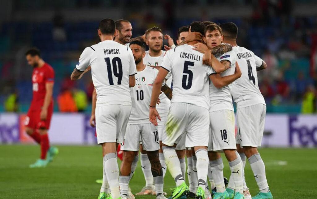 Euro 2020 opener, Turkey vs Italy