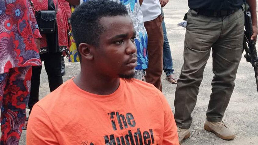 Iniubong Umoren Murder Case: Suspect, Uduak Akpan, Father arraigned in court