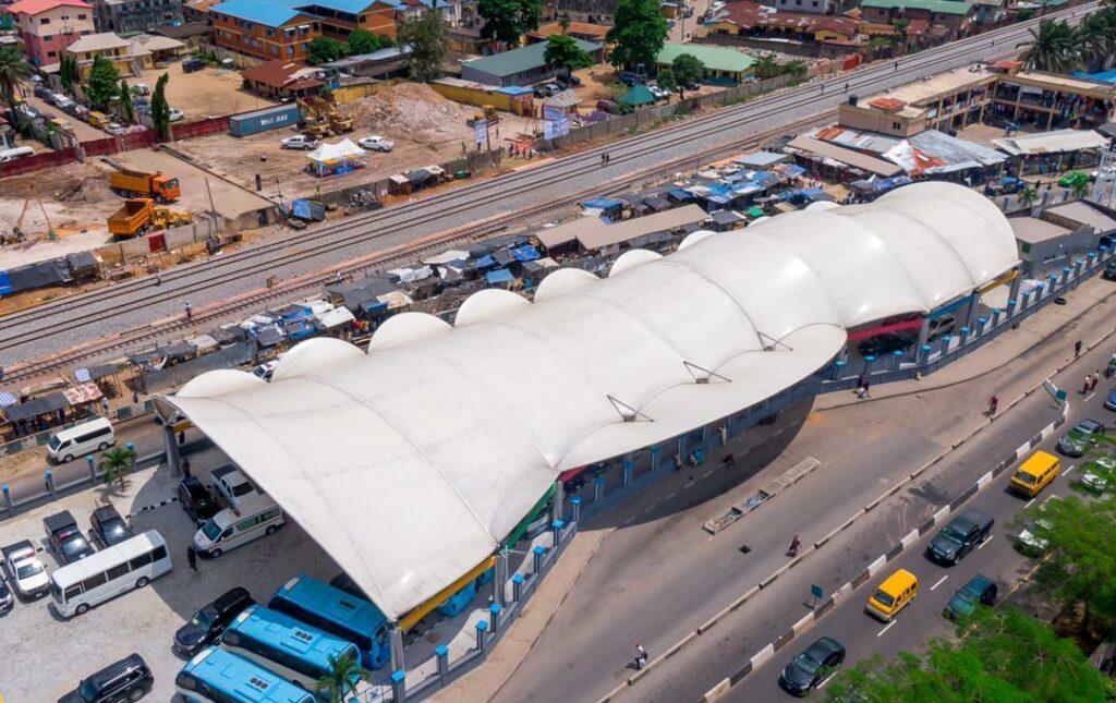 Intermodal transportation: Sanwo-Olu inaugurates ultra-modern Yaba Bus Terminal