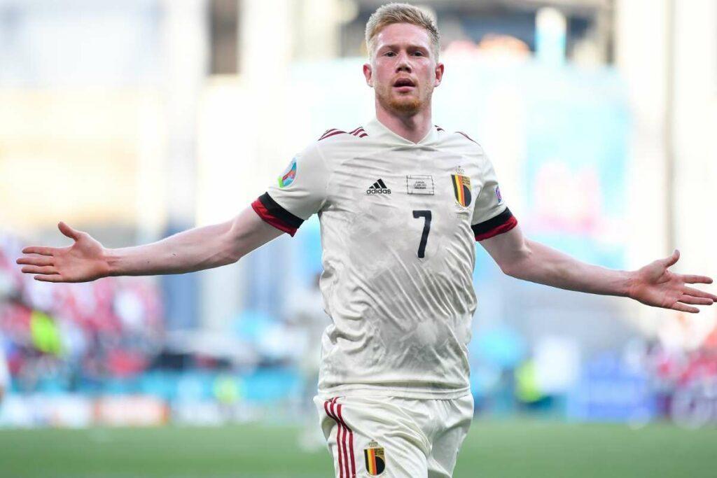 EURO 2020: De Bruyne, Lukaku star as Belgium break Danish hearts