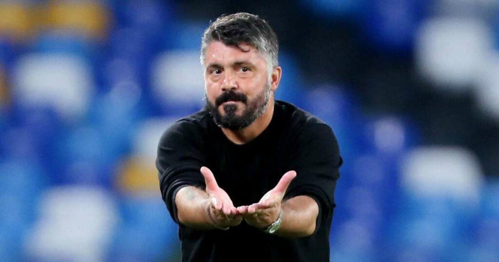 Gattuso laments failure to land Tottenham job