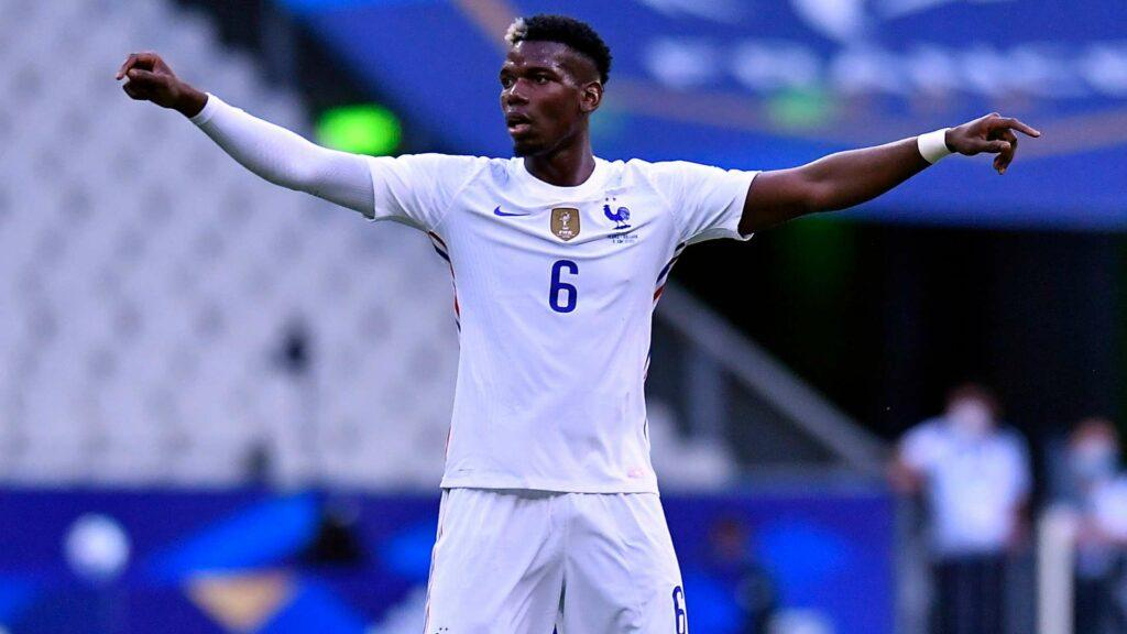 Pogba hints at having more freedom playing with France than Man Utd