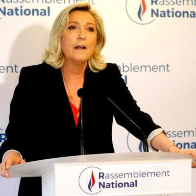 Setback for French presidential race favourites after regional losses