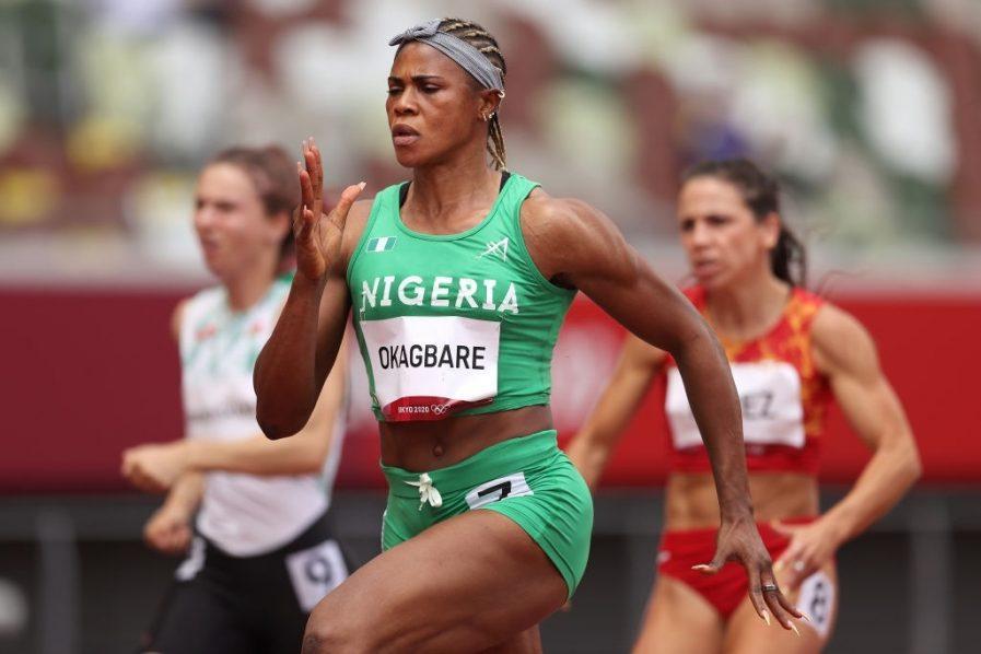 TOKYO 2020: Okagbare, Nwokocha Qualify For 100m Semifinal In Tokyo