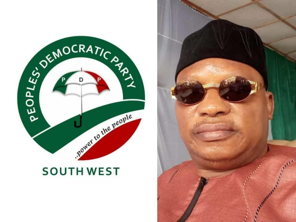 Muiz Dosunmu's death, huge loss to PDP, says Owokoniran, South-West zonal scribe