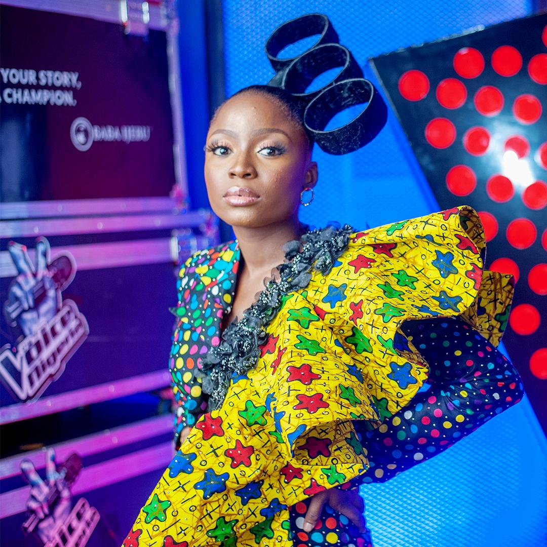 Esther Benyeogo emerges winner of The Voice Nigeria Season 3