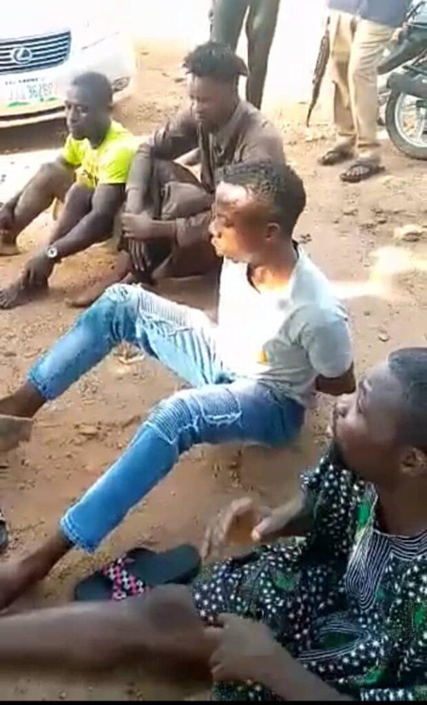 We buy human parts from cemetery attendant for N5,000 ― suspects confess