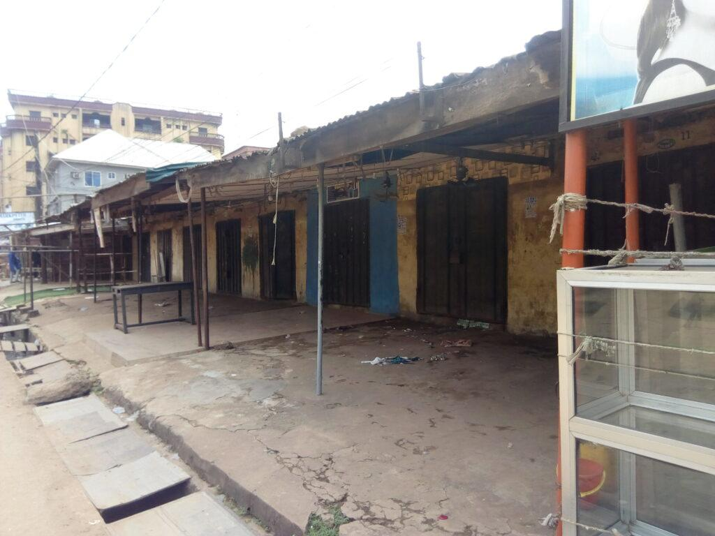 Nnamdi Kanu's trial grounds commercial activities in Onitsha, Nnewi, environs
