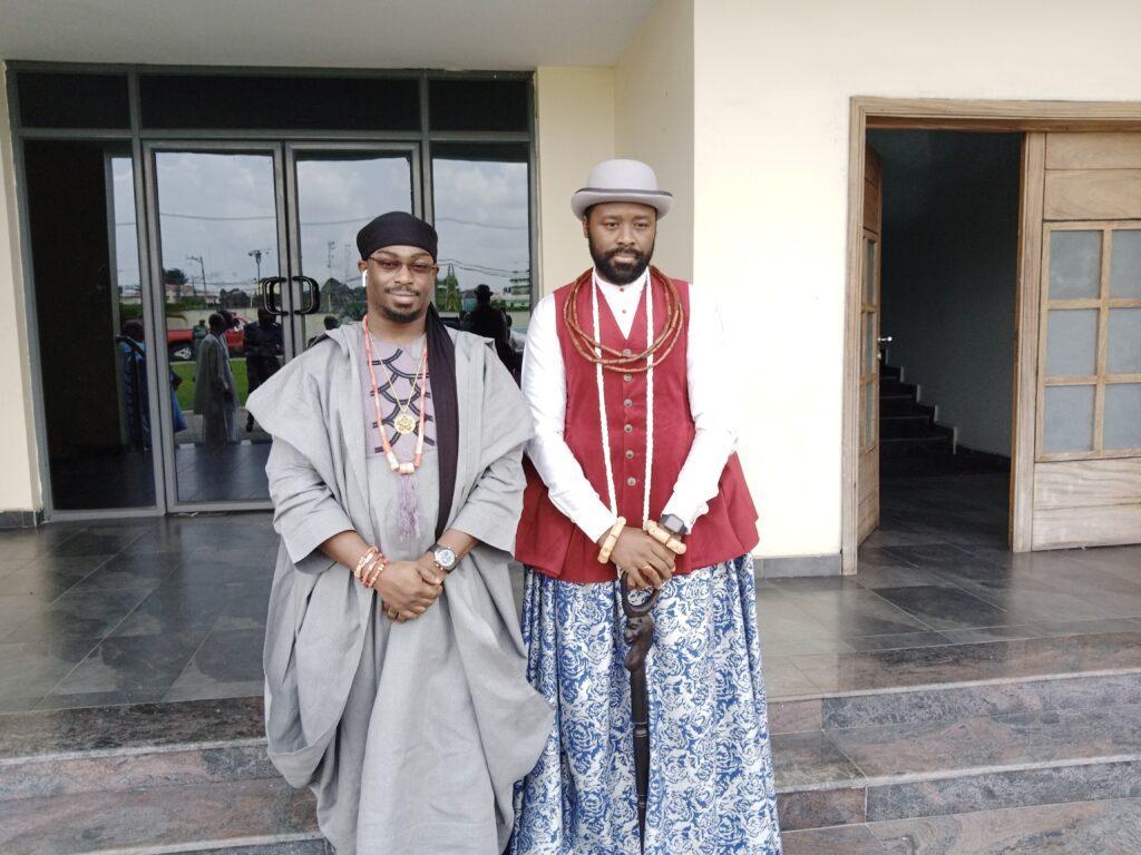 Itsekiri nation has chosen a right king ― Dein of Agbor