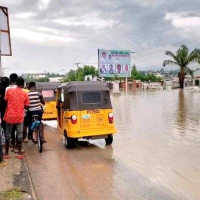 Jalingo flood, Taraba