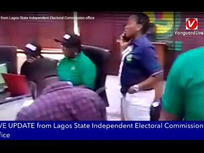 LASIEC Lagos LG polls