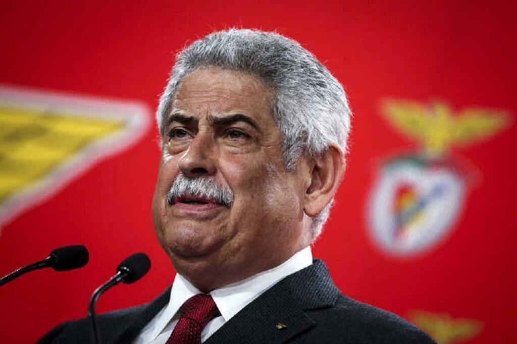 Benfica Luis Filipe Vieira