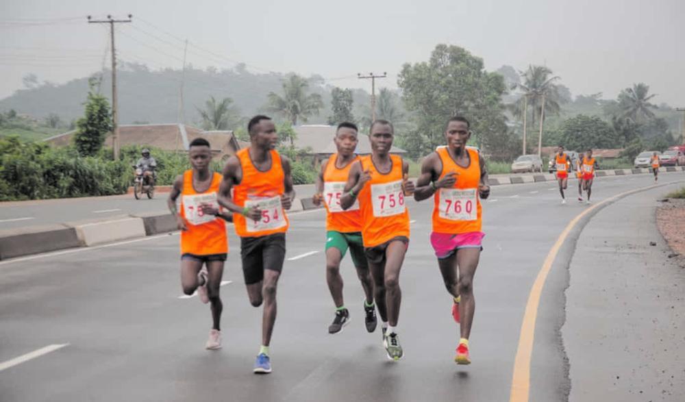 Kenyans sweep stakes at Bigi-powered Ijebu-Ode Heritage half-marathon