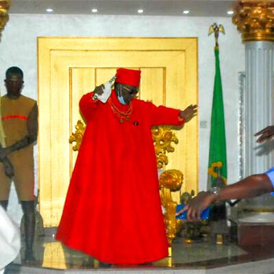 No dispute over ownership of Benin artefacts, says Oba Ewuare