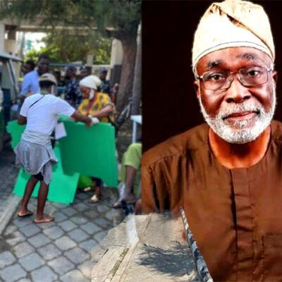 Owokoniran, Lagos LG polls