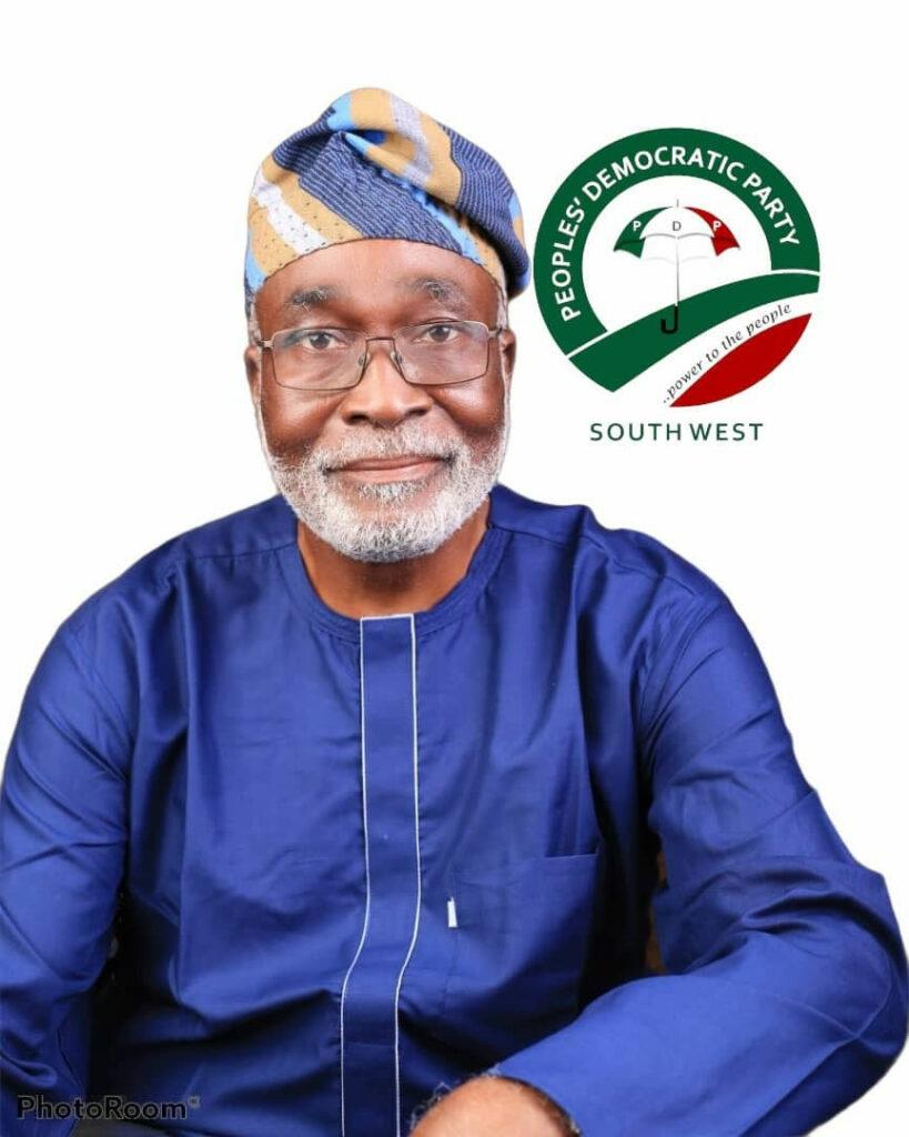 Eid-el-Kabir is time for unity beyond religion, politics — Rahman Owokoniran, PDP, South-West scribe