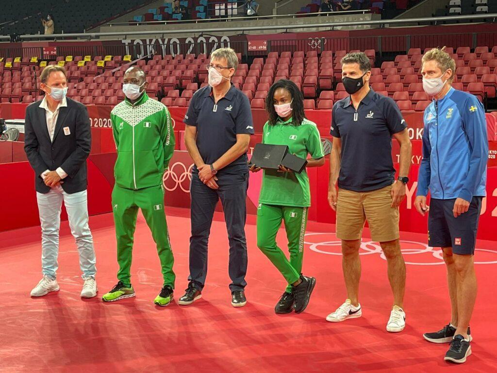 Tokyo Olympics Team Nigeria