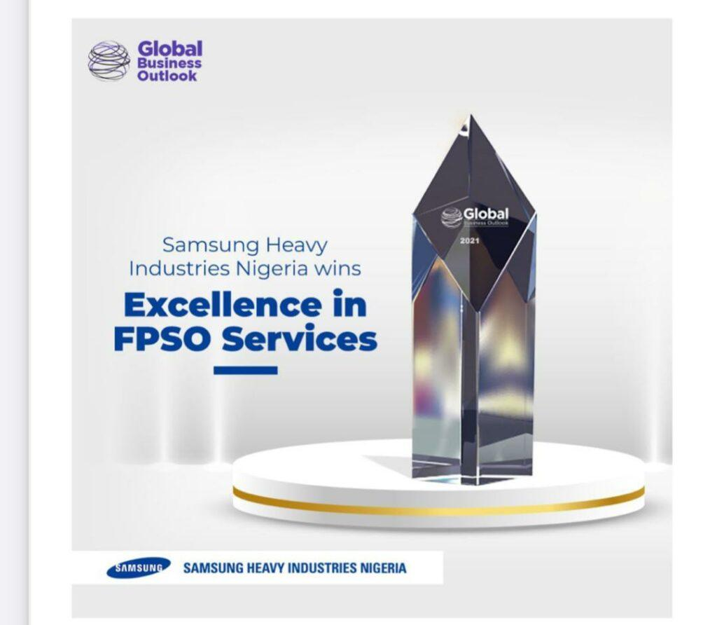 Samsung Heavy Industries Nigeria SHIN
