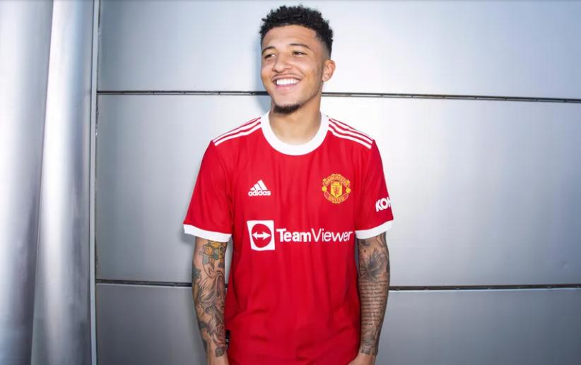 Jadon Sancho, Man United