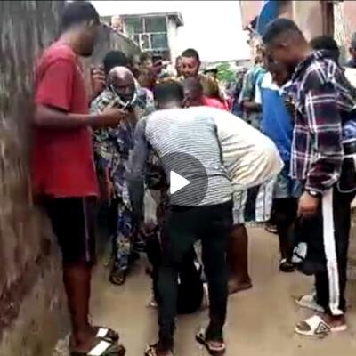 (BREAKING) Yoruba nation rally: Stray bullet kills girl at Ojota (VIDEO)