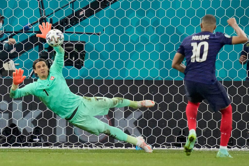 France vs Switzerland Euro 2020