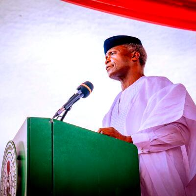 Osinbajo calls for deterrent costs against dilatory tactics, suggests hybrid approach to legal education