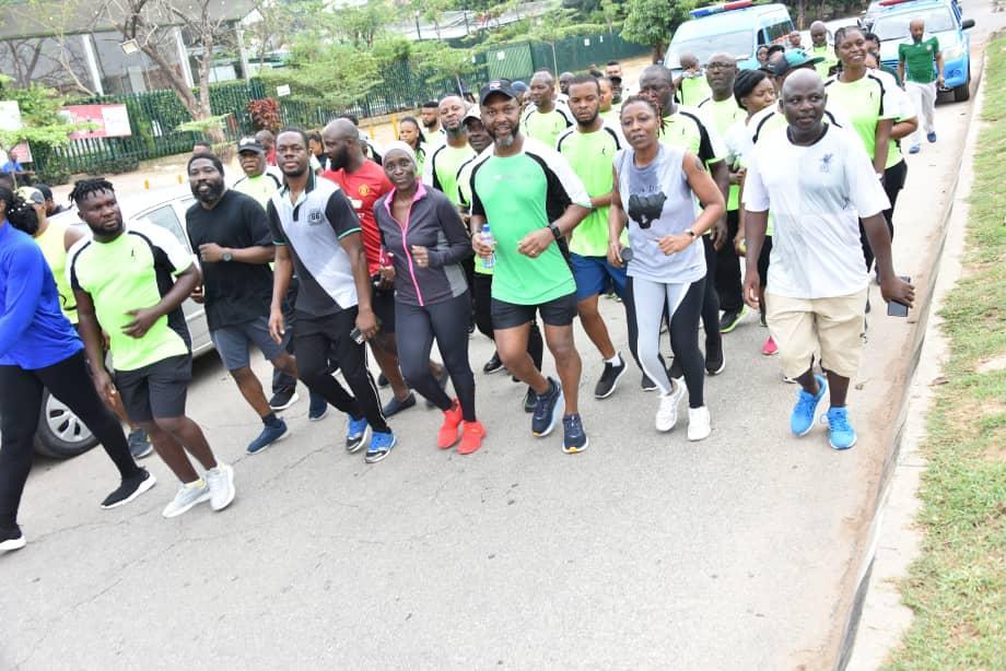Osita Chidoka marks 50th birthday with nationwide fitness walk, insists on Igbo Presidency