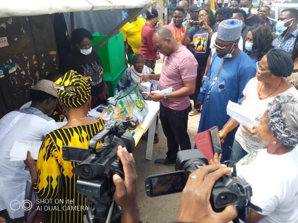 Lagos Council Elections