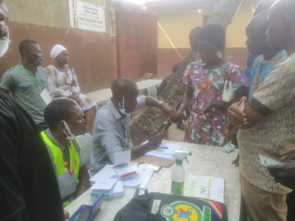 Lagos LG polls: low turnout, faulty card readers at Otto Awori LCDA