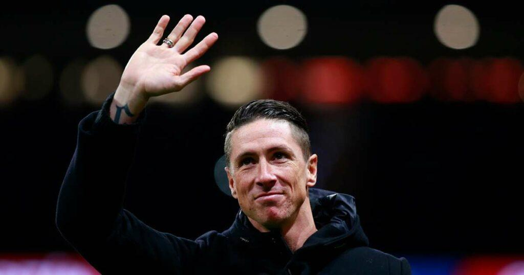 Fernando Torres returns to Atletico as youth coach