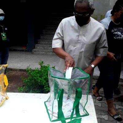 Lagos LG polls: